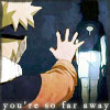 Sasuke far away
