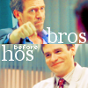 Claudia Santiago: bros before!!!