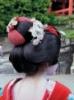 за спиной