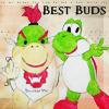 Belanna: Nintendo - BBowser Yoshi