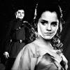 banshee: hp - viktor & hermione