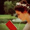 Sarah: reading, Reading, Sarah