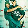 scoobysnacksfix: J2 Bear Hug