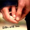 nattieb: Nine and Rose hands