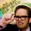 KITH - crushing your head