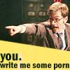 Ellen: write me porn