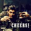 brigid_tanner: Dean-cheers