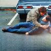 Sky: [spn] sam holding dean