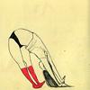 Lauren Albert: Red Socks