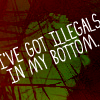 DLM illegals // by me