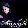 Icons for the TV show Moonlight