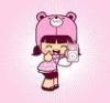 pink panda-chan