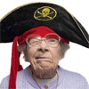 pirate granny