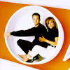 friends: chandler + rachel//promo
