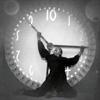 time clock, metropolis