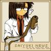Saiyuki newsletter