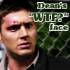 Late Night Drops of Random: Dean's WTF face