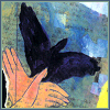 birds ☂ flying from your hands