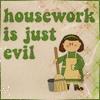 misc // housework