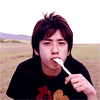 Nino - spoon in mouth
