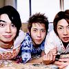 Nino Aiba and Jun are all watching you