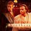 brothers: anakin & obi-wan
