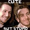 Rosencrantz: cute but stupid