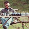 Ianto: camping (cowboyhd)