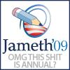 Livejournal Debacle: jameth '09