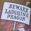 dragon-beware laughing dragon
