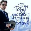 Tony MF Stark [Tony Stark - Iron Man]