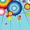 Adam: colorful circle bubbles