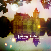 {stock}  fairy tale castle