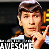 Spock-Awesome