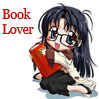 chibi book lover