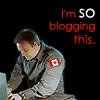 So Blogging This