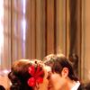 blair/chuck kiss