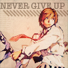 Hope: Kira--never give up