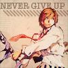 Hope: Kira--never give up