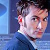 The Doctor Man: Over shoulder eyebrow