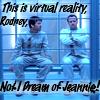 outsideth3box: SGA Aurora VR- I Dream of Jeannie
