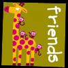 friends // monkeys