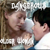 dangerous older woman