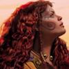 redhead boudicca celtic woad