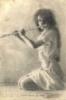 девочка с флейтой