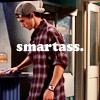 Reggie: smartass