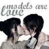 Samantha....: models are love