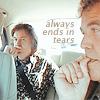 always ends in tears