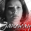 Janeway-Red and Grey