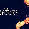 (X-F) I Like 'em Spooky.